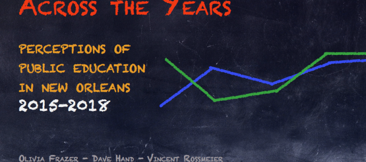 Across the Years: Perceptions of Public Education in New Orleans
