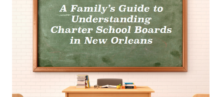 Across the Board: A Family's Guide to Understanding Charter Boards